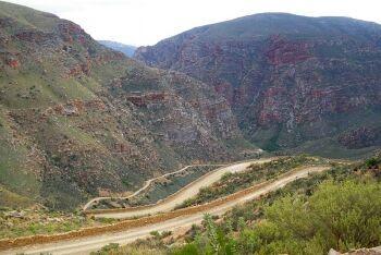 Swartberg Pass, Prince Albert, Karoo, Western Cape
