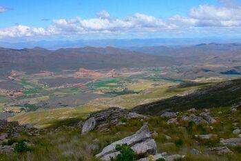 Swartberg Pass, near Prince Albert, Karoo, Western Cape