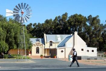 Laingsburg Flood Museum, Main Street, Laingsburg, Karoo, Western Cape