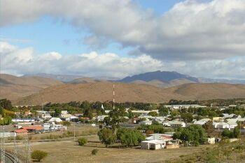 Laingsburg, Karoo, Western Cape