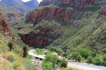 Meiringspoort, Swartberg, Karoo, Western Cape