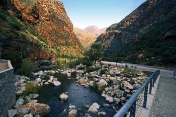 Meiringspoort via Klaarstroom, 55kms east of Prince Albert en route to Oudtshoorn, Klein Karoo & Groot Karoo region, Western Cape