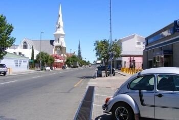 Donkin St, Beaufort West, Klein Karoo & Groot Karoo region, Western Cape