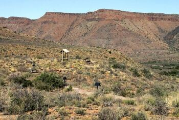 The Fossil Trail, Karoo National Park, Beaufort West, karoo, Western Cape